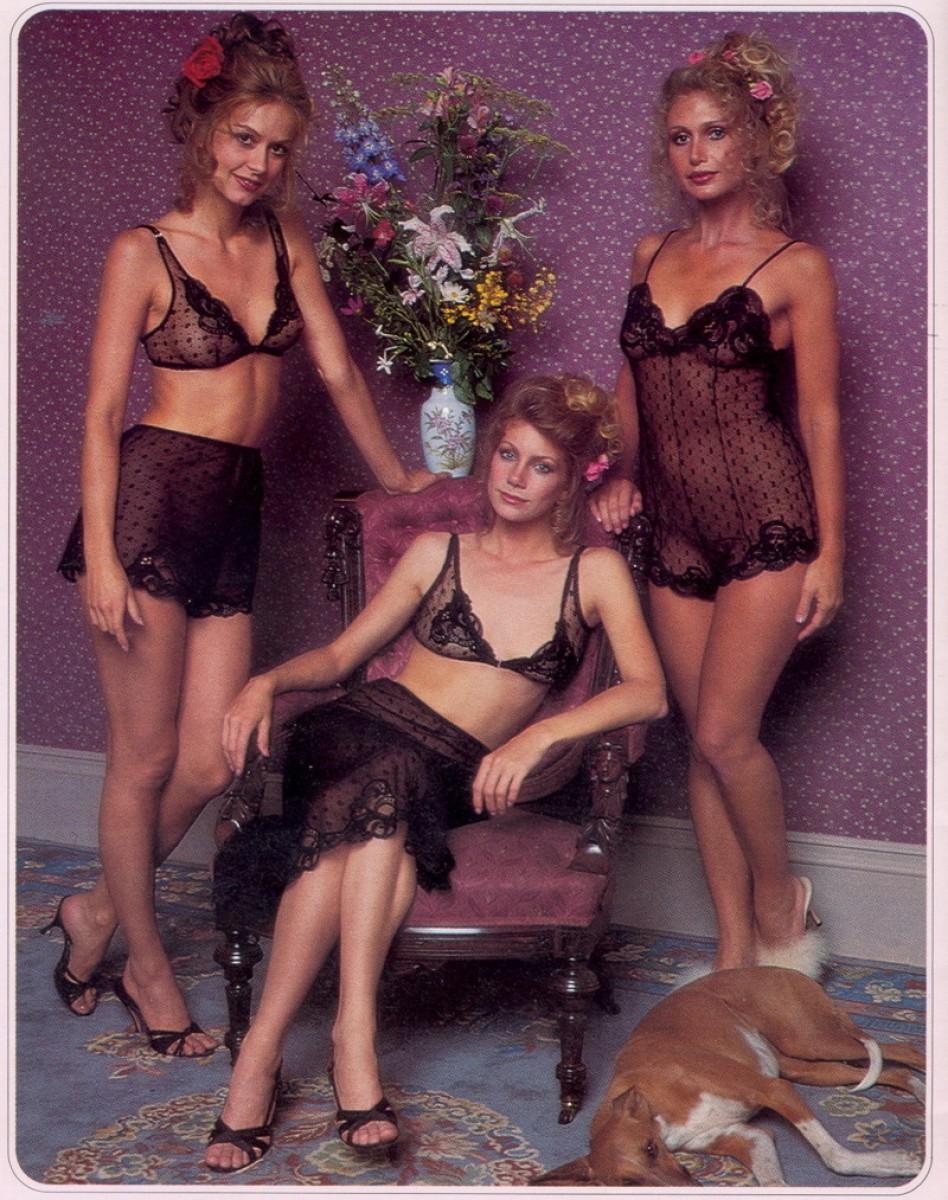 Ingerii Victoria Secret din anul 1979